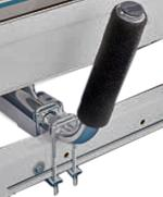 "Fulton Boat Guide - Galvanized Steel Construction - Cushioned Rollers - 20"" Tall"