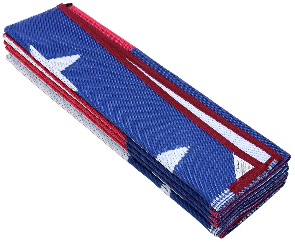 Faulkner Rv Mat Independence Day Red White And Blue