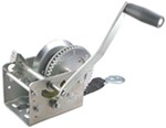Fulton High-Performance 2-Speed Trailer Winch w/ Strap - 2,600 lbs