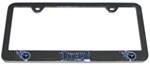 Tennessee Titans NFL 3-D License Plate Frame - Chrome-Plated Steel
