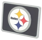 Pittsburgh Steelers NFL Trailer Hitch Cover