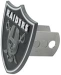 Oakland Raiders Shield NFL Trailer Hitch Cover