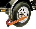 Fulton Trailer Keeper Wheel Lock for Wheels up to 15""