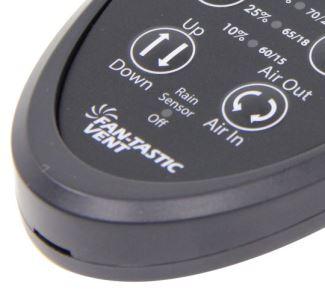 Fan Tastic Vent Remote Control