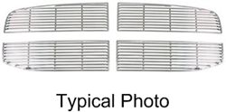 Pilot Automotive 2010 Chevrolet Suburban Custom Grilles