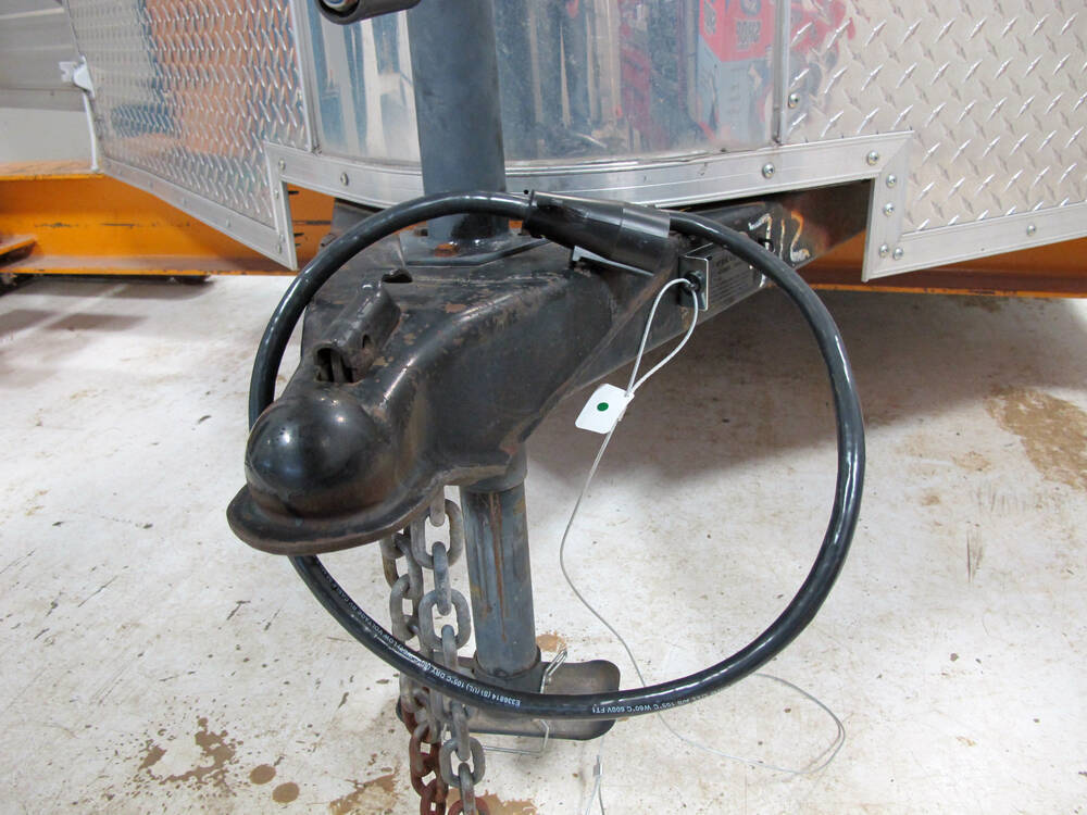 7-Way Molded Trailer Wire Connector, 6' Long Hopkins ...