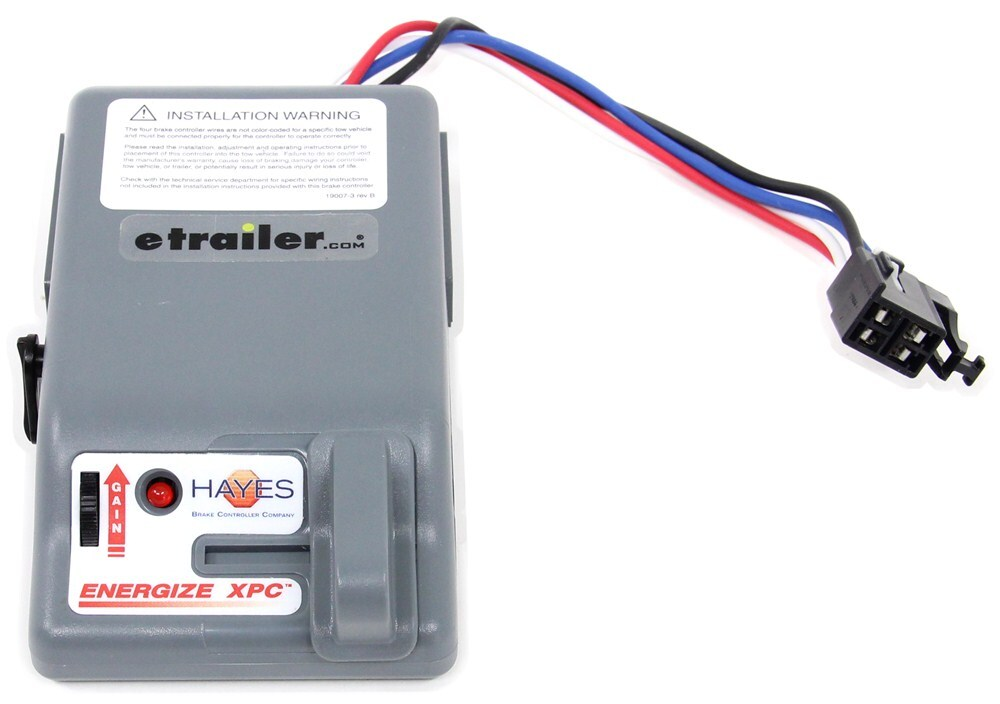Brake controller for tundra by toyota etrailer
