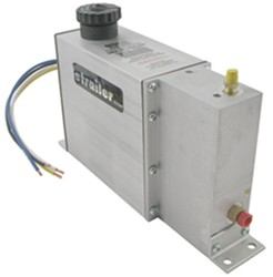 Carlisle electric over hydraulic actuator