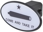 "Come and Take It 2"" Trailer Hitch Receiver Cover - ABS Plastic"