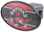 "Toronto Raptors 2"" NBA Trailer Hitch Receiver Cover - ABS Plastic"