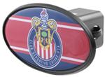 "Club Deportivo Chivas USA 2"" MLS Trailer Hitch Receiver Cover - ABS Plastic"