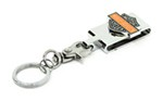 Harley-Davidson Belt Key Chain