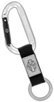 Harley-Davidson Key Chain with Carabiner
