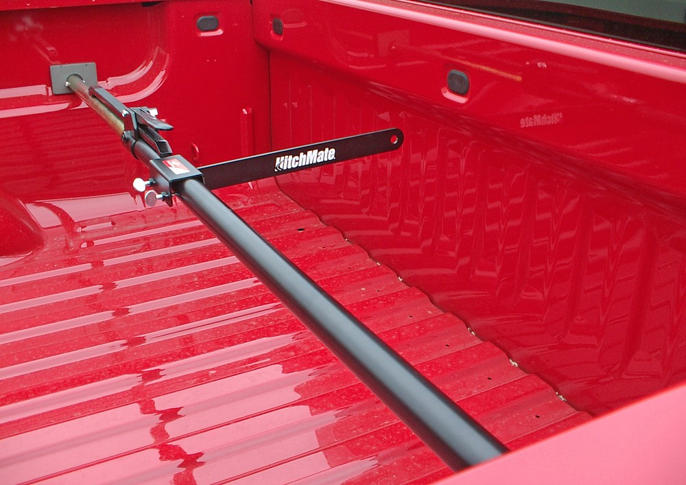 Truck Bed Stabilizer Bars : Hitchmate cargo stabilizer bar and stabiload support