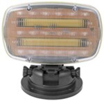 Custer Clear LED Safety Light with Magnetic Base