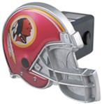 "Washington Redskins Helmet 2"" NFL Trailer Hitch Receiver Cover"