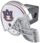 "Auburn Tigers Helmet 2"" NCAA Trailer Hitch Receiver Cover"