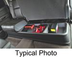 Husky GearBox Interior Storage System for Pickup Trucks