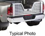 Husky Liners Premium 5th Wheel Louvered Tailgate with Locking Handle - Aluminum
