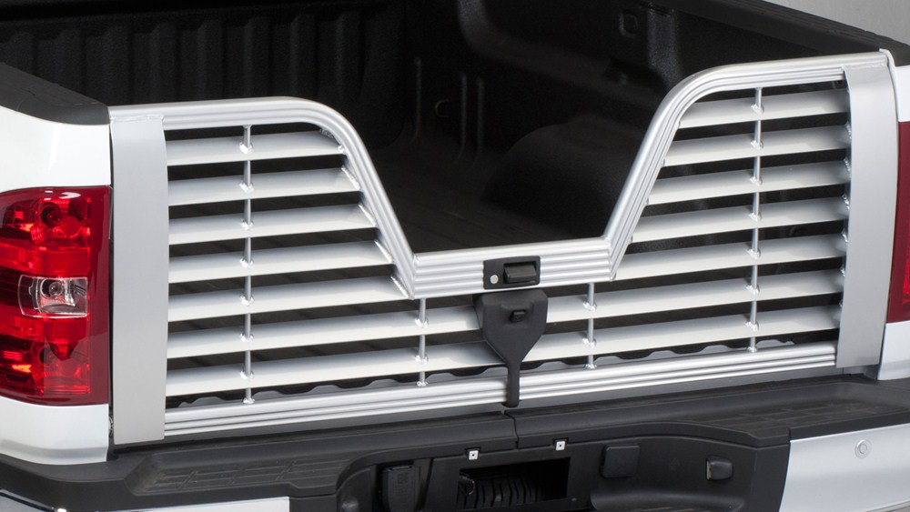 5Th Wheel Tailgate >> Backup Camera Relocation Kit for Husky Liners Premium 5th Wheel Louvered Tailgate - Chevy and ...