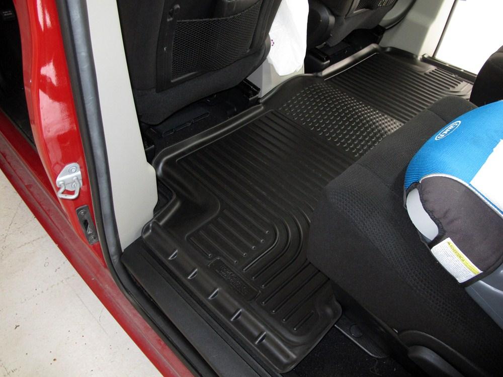 Husky Liners Floor Mats for Dodge Grand Caravan 2011 - HL19081