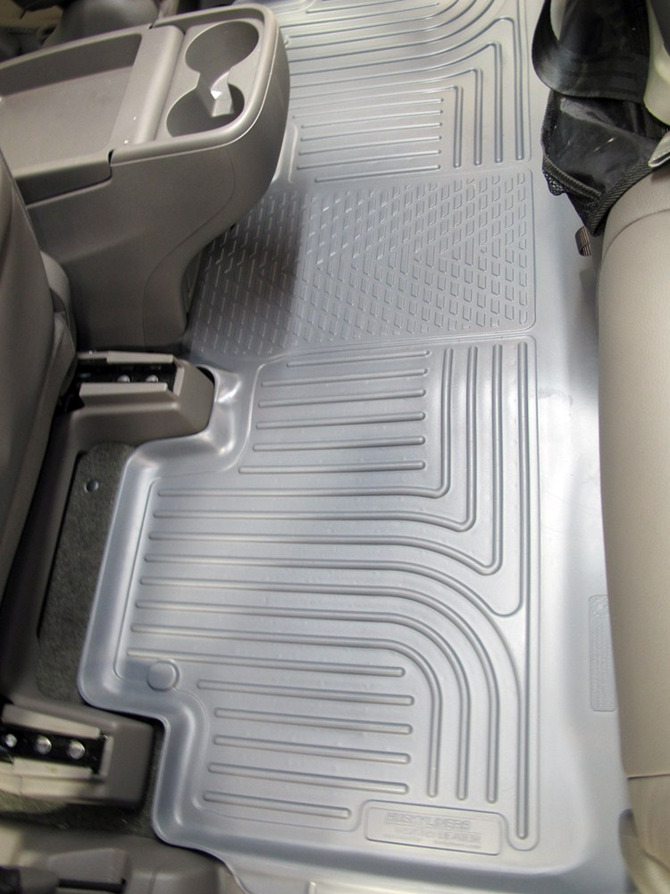 husky liners floor mats for honda odyssey 2014 hl19882. Black Bedroom Furniture Sets. Home Design Ideas
