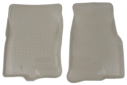Ford Expedition, 2007 Floor Mats Husky Liners HL33533