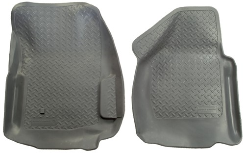 2008 F-250 and F-350 Super Duty by Ford Floor Mats Husky Liners HL33882