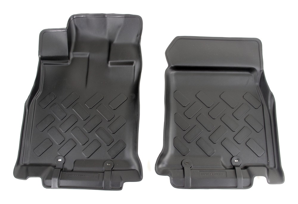 floor mats for 2012 toyota fj cruiser husky liners hl35931. Black Bedroom Furniture Sets. Home Design Ideas