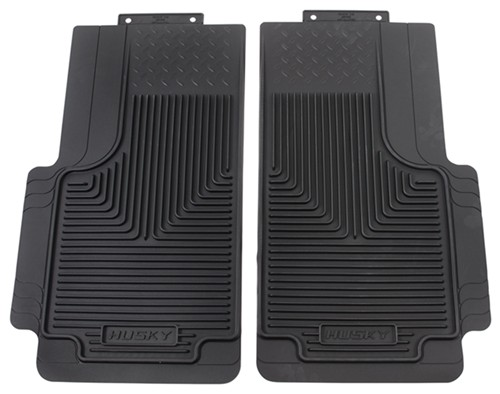 Ford Expedition, 2007 Floor Mats Husky Liners HL52011