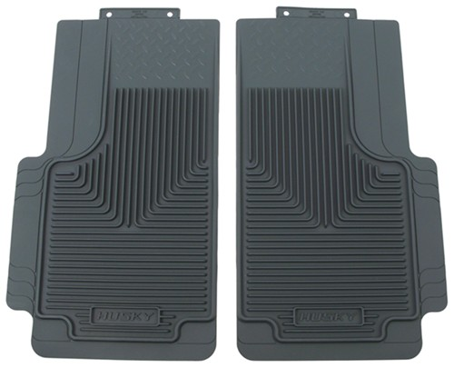 1992 400SE by Mercedes-Benz Floor Mats Husky Liners HL52012