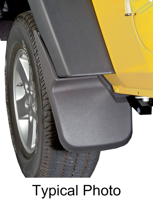 husky liners mud flaps for jeep wrangler 2010 hl56141. Black Bedroom Furniture Sets. Home Design Ideas
