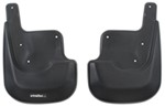 Husky Liners Custom Molded Mud Flaps - Front Pair