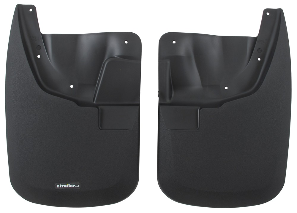 mud flaps by husky liners for 2013 f 250 and f 350 super. Black Bedroom Furniture Sets. Home Design Ideas