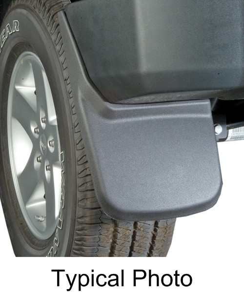 mud flaps for 2012 jeep wrangler unlimited husky liners. Black Bedroom Furniture Sets. Home Design Ideas