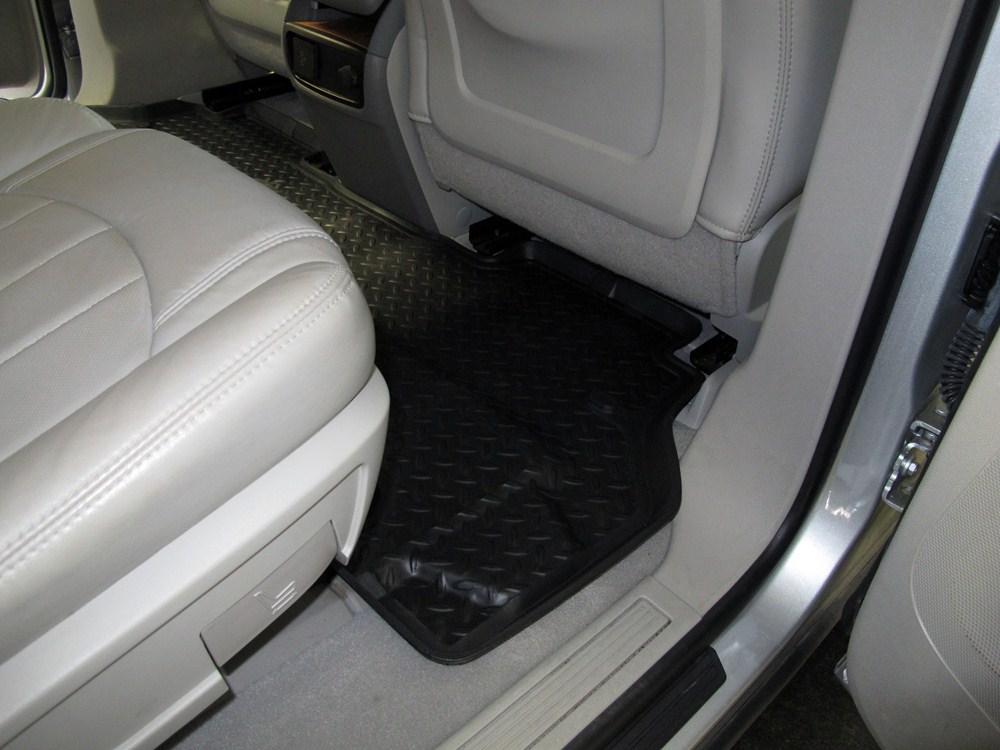 Husky Liners Floor Mats For Buick Enclave 2010 Hl61021