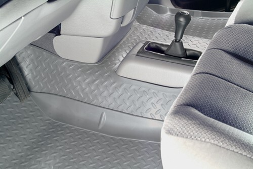 2012 Ram Pickup by Dodge Floor Mats Husky Liners HL82802