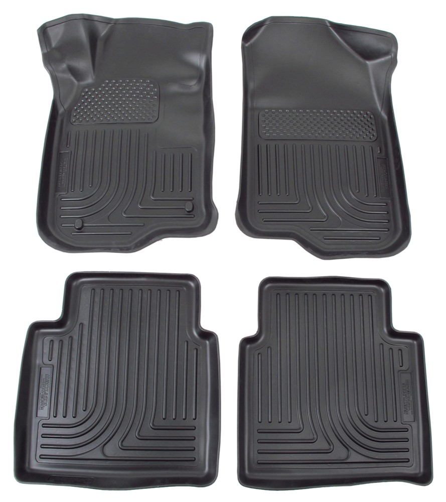 Husky Liners Floor Mats For Chevrolet Malibu 2011