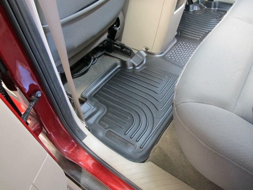 floor mats by husky liners for 2009 escape hl98351. Black Bedroom Furniture Sets. Home Design Ideas
