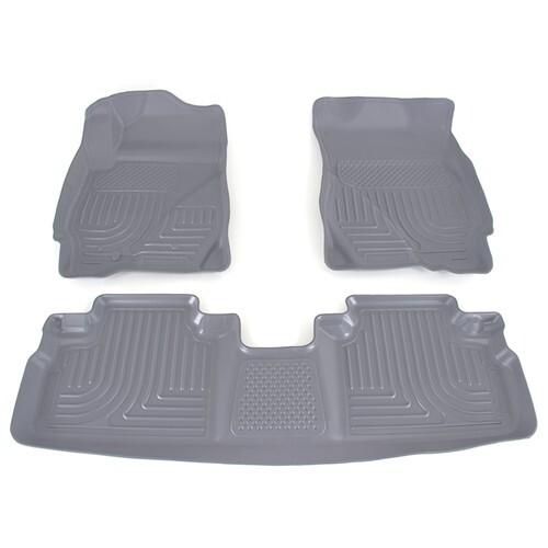 Floor Mats For 2012 Ford Escape Husky Liners Hl98352