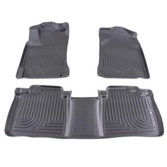 floor mats for 2012 toyota camry husky liners hl98901. Black Bedroom Furniture Sets. Home Design Ideas