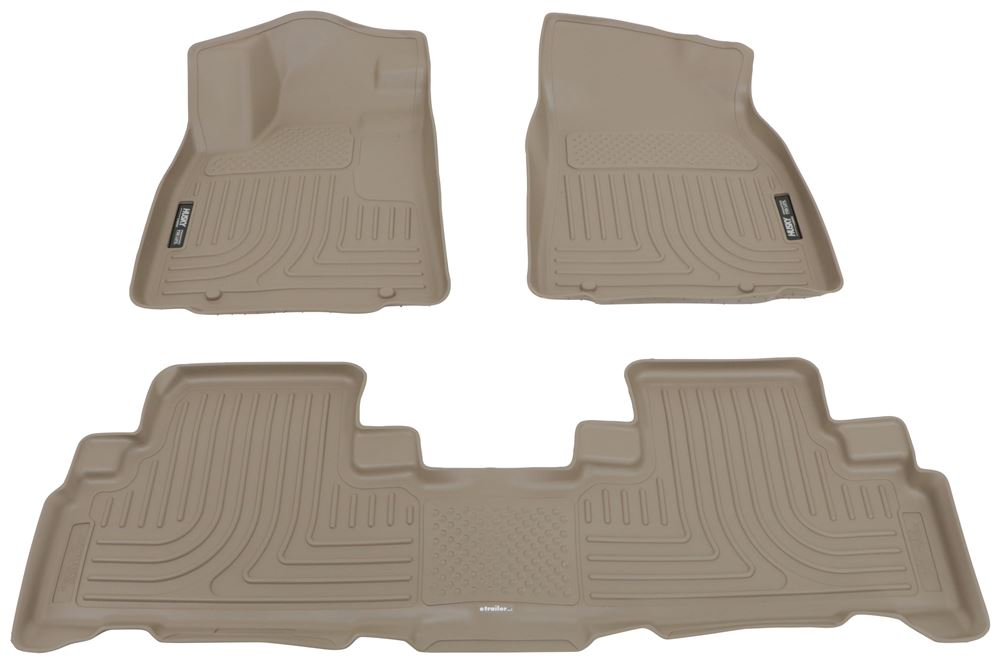 husky liners floor mats for lexus rx 350 2010 hl99553. Black Bedroom Furniture Sets. Home Design Ideas