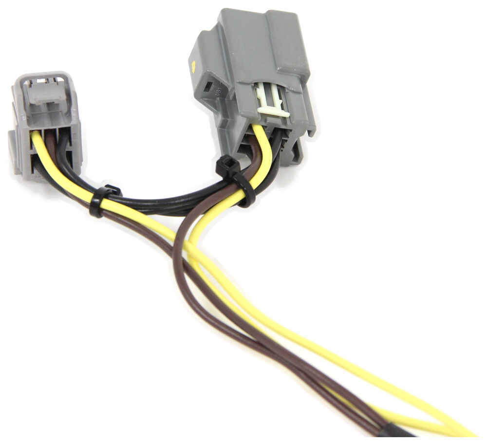 Car Trailer Wiring Kits Lights Diagram Vehicle Harness Hopkins Plug In Simple Specific Uk