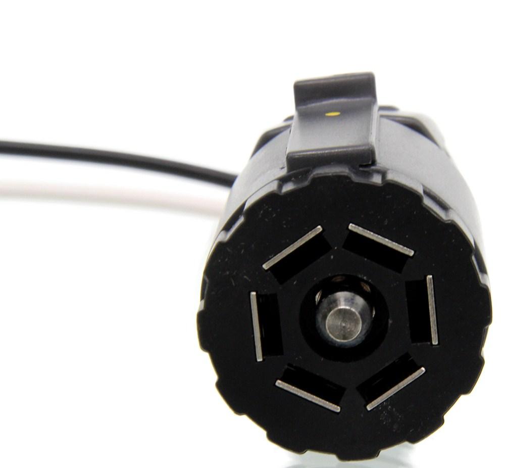 rv trailer wiring 5 wire hopkins 12 volt power inverter adapter for 7 way rv