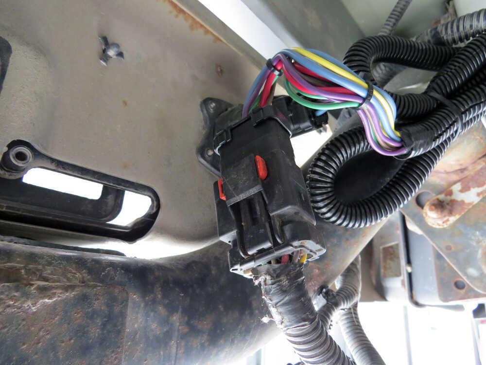 hopkins endurance 5th wheel gooseneck 90 degree wiring harness with 7 pole plug hopkins custom. Black Bedroom Furniture Sets. Home Design Ideas