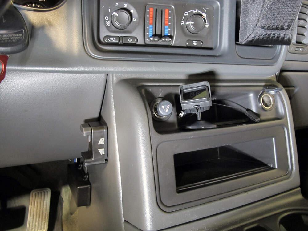 2012 Silverado Hopkins Insight Brake Controller