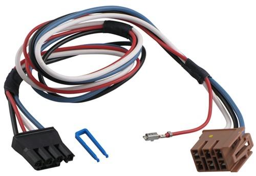 hopkins plug in simple brake wiring adapter gm hopkins gm 7 pin trailer wiring diagram