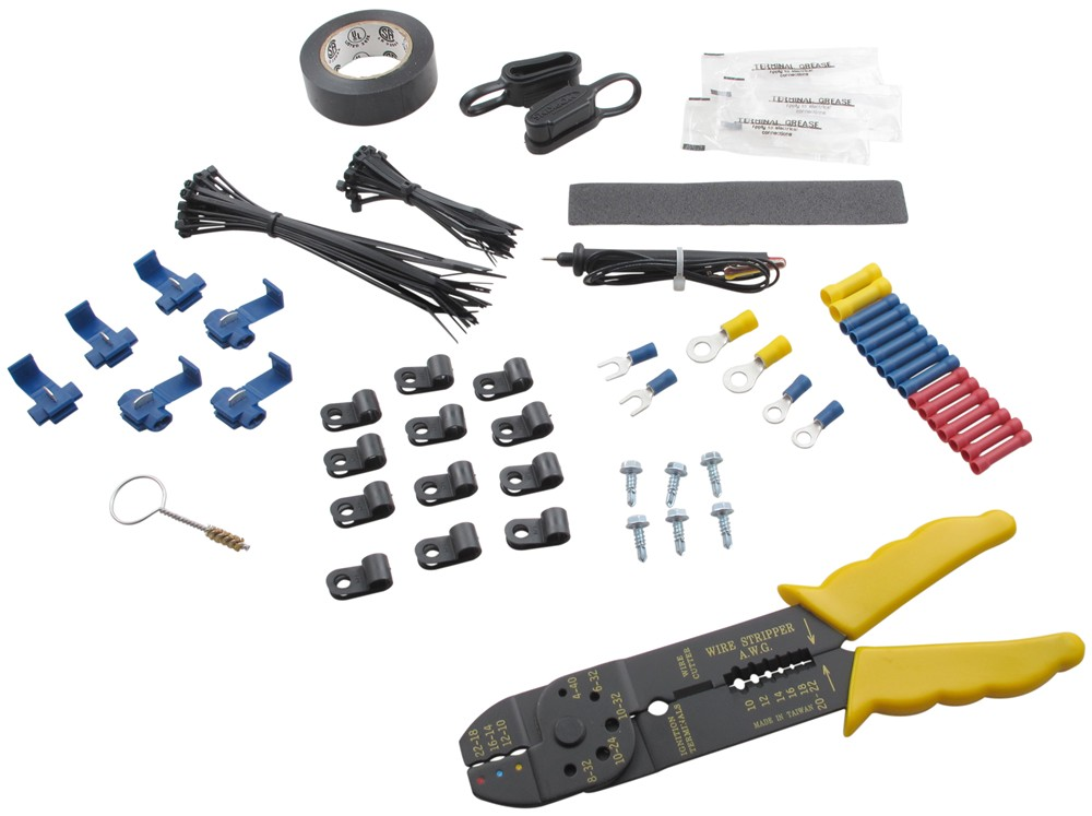 hopkins deluxe trailer wiring installation kit hopkins trailer wiring kit ebay trailer wiring kit autozone