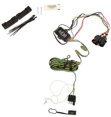 Hopkins Tow Bar Wiring for Ford Ranger 2000 HM56004