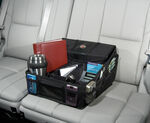 Hopkins Go Gear Interior Cargo Organizer - Seat Console - Full Size